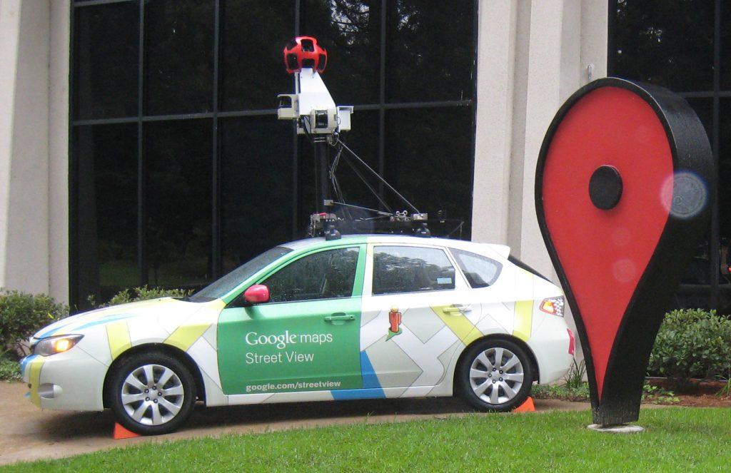 google-streetview-car