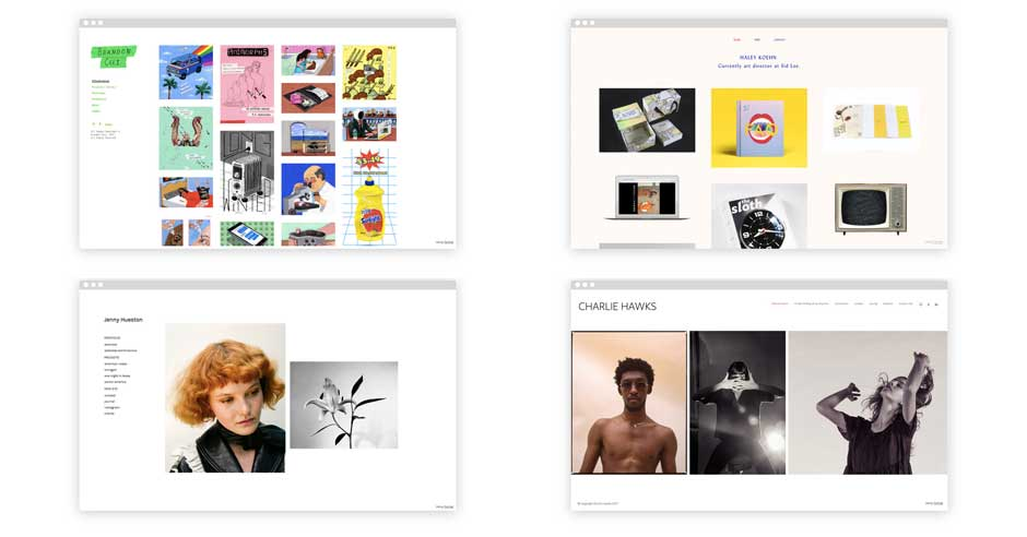 19 Art Portfolio Examples For Inspiration – BOOOOOOOM! – CREATE * INSPIRE *  COMMUNITY * ART * DESIGN * MUSIC * FILM * PHOTO * PROJECTS