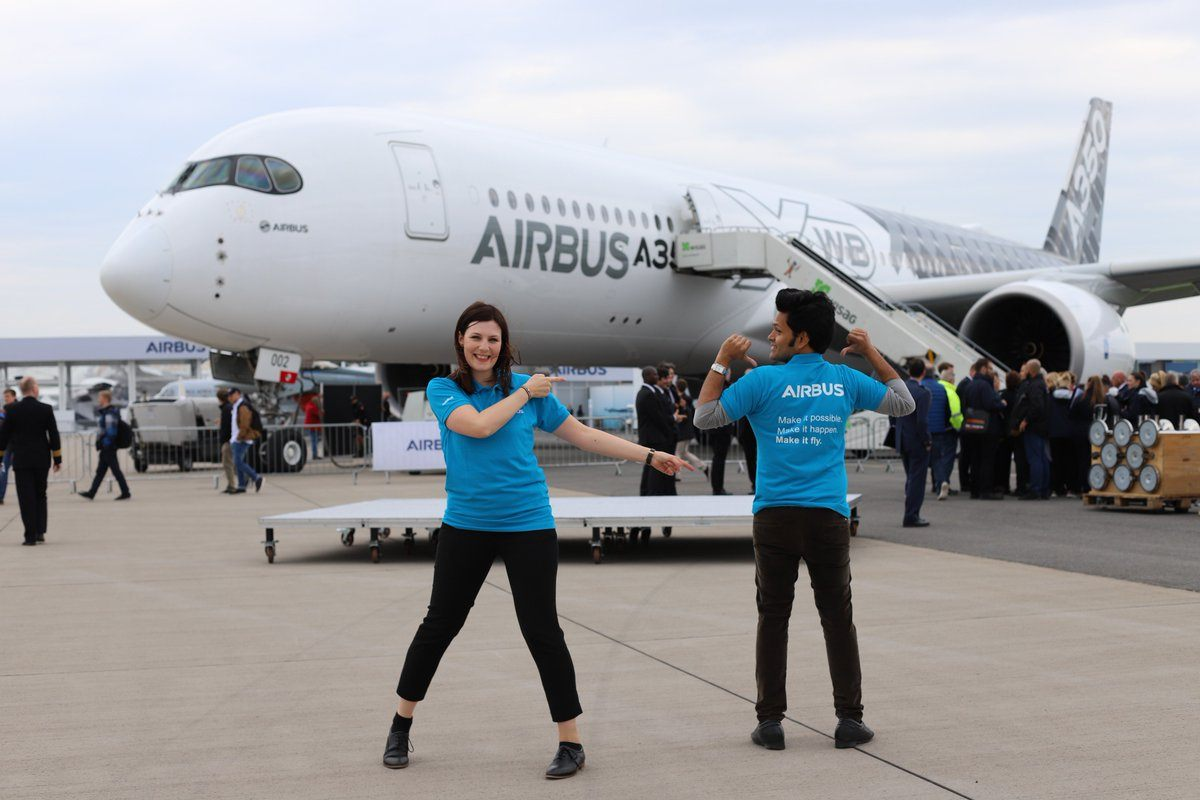 Learn How to Find Vacancies with Airbus